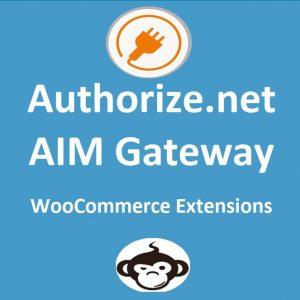 WooCommerce Authorize.Net AIM Payment Gateway Extension