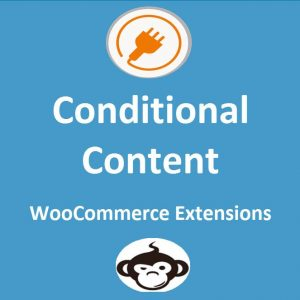 WooCommerce-Conditional-Content-Extension