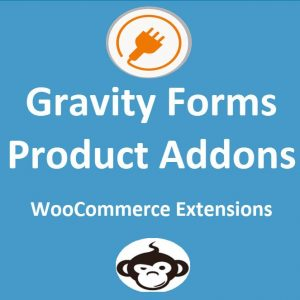 WooCommerce Gravity Forms Addons Extension