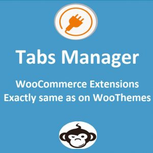 WooCommerce Tabs Manager Extension