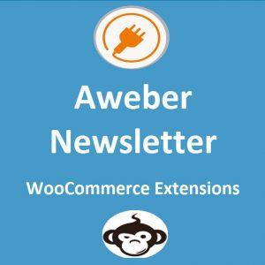 WooCommerce-Aweber-Newsletter-Extension