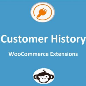WooCommerce Customer History Extension