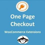 WooCommerce One Page Checkout-Extension