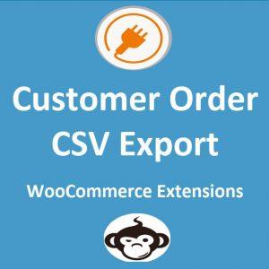 WooCommerce-Customer-Order-CSV-Export-Extension