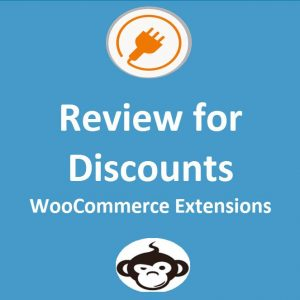 WooCommerce Reviews for Discounts Extension