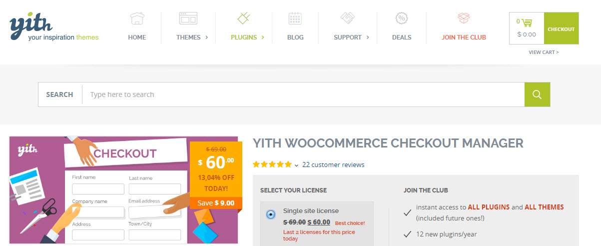 Which is best WooCommerce Checkout Fields Manager Extension